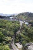 Sobborgo II di Favela Immagine Stock
