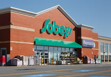 Sobeys Royalty Free Stock Photography
