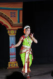 Sobha naidu -Kuchipudi Dancer Stock Photos