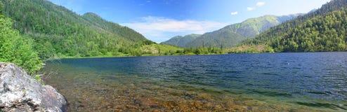 Sobolowi jeziora obraz stock
