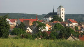Sobotka, Tsjechisch Paradijs Royalty-vrije Stock Afbeeldingen