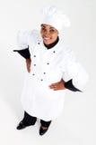 Sobre cocinero de la visión fotos de archivo