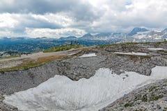 Sobre Dachstein Fotos de Stock