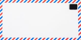 Sobre del concepto del email Imágenes de archivo libres de regalías