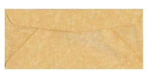 Sobre del pergamino Fotos de archivo libres de regalías
