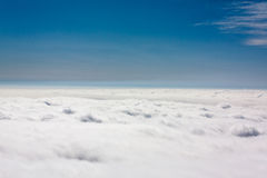 Sobre el clouds4 imagen de archivo libre de regalías