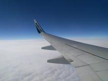 Sobre el horizonte, nube 9 Fotografía de archivo libre de regalías