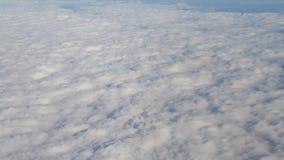 Sobre las nubes almacen de metraje de vídeo