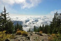 Sobre Lynn Peak Imagens de Stock Royalty Free