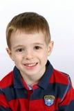 Sobre un muchacho Imagen de archivo libre de regalías