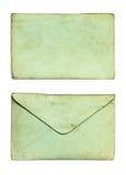 Sobre viejo fotografía de archivo libre de regalías
