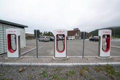 Sobrealimentador de Tesla Fotos de archivo