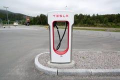 Sobrealimentador de Tesla Imagen de archivo libre de regalías
