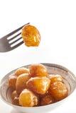 Sobremesa árabe imagens de stock