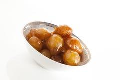 Sobremesa árabe imagens de stock royalty free