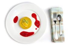 Sobremesa Foto de Stock
