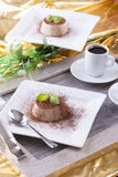 Sobremesa Imagens de Stock
