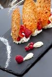 Sobremesa Fotografia de Stock