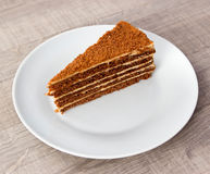 Sobremesa Imagem de Stock