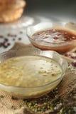 Sobremesa asiática Fotografia de Stock
