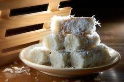 Sobremesa asiática tradicional fotografia de stock