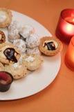 Sobremesa assortment4 Imagem de Stock