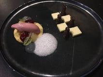 Sobremesa belga extravagante fotos de stock royalty free