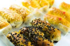 Sobremesa chinesa Fotografia de Stock