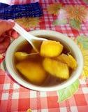 Sobremesa chinesa Fotos de Stock