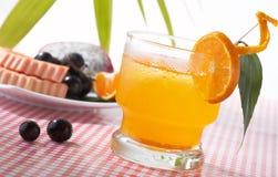 Sobremesa da fruta Imagens de Stock Royalty Free