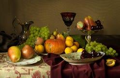 Sobremesa da noite Imagem de Stock Royalty Free