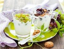 Sobremesa da uva Fotografia de Stock Royalty Free