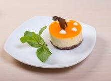 Sobremesa de Cake.sweet fotos de stock