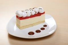 Sobremesa de Cake.sweet imagens de stock