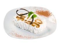 Sobremesa de Cake.sweet. fotografia de stock royalty free