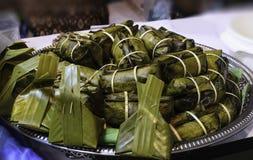 Sobremesa de Tailândia Fotografia de Stock