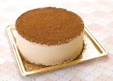 Sobremesa de Tiramisu Fotografia de Stock