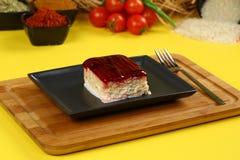 Sobremesa de Trilece Fotos de Stock Royalty Free
