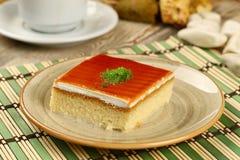 Sobremesa de Trilece Imagem de Stock