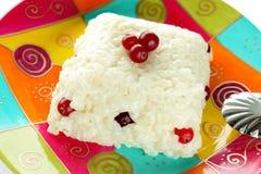 Sobremesa do arroz Fotografia de Stock Royalty Free