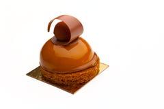Sobremesa do bolo Imagem de Stock