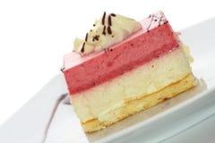Sobremesa do doce da morango Imagem de Stock