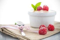 Sobremesa do estilo da dieta de Paleo Imagens de Stock Royalty Free