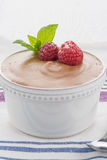 Sobremesa do estilo da dieta de Paleo Fotografia de Stock Royalty Free