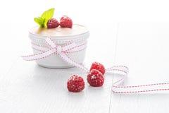 Sobremesa do estilo da dieta de Paleo Imagem de Stock Royalty Free