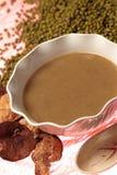 Sobremesa do feijão verde Imagem de Stock