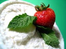 Sobremesa do gelado Imagens de Stock Royalty Free