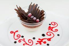 Sobremesa doce Imagens de Stock Royalty Free