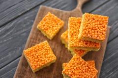 Sobremesa friável colorido Imagem de Stock