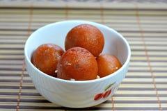 Sobremesa indiana Imagem de Stock